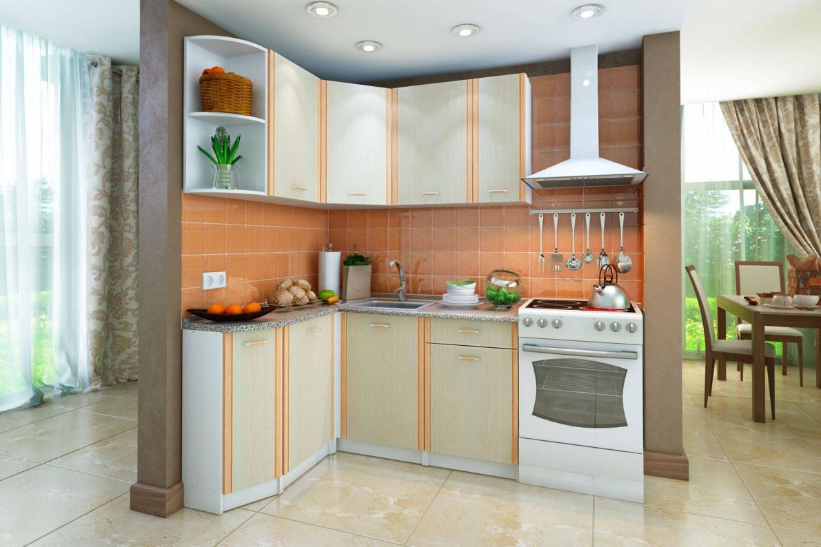 Дизайн кухни на маленькую кухню и цены