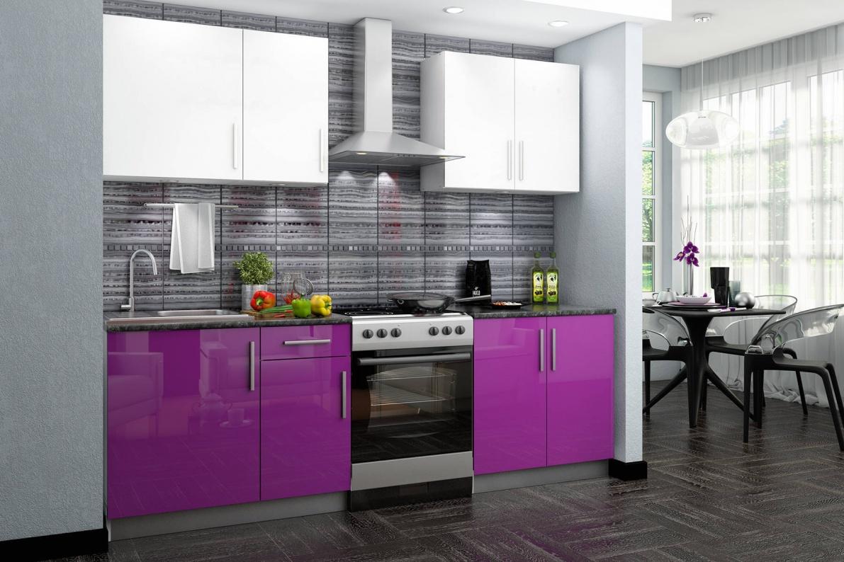 Фасады в стильных кухнях